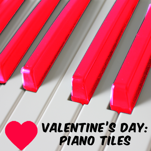 Valentine's Day: Piano Tiles