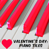 Valentine's Day: Piano Tiles