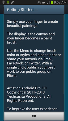 Artist Pro for Galaxy Note