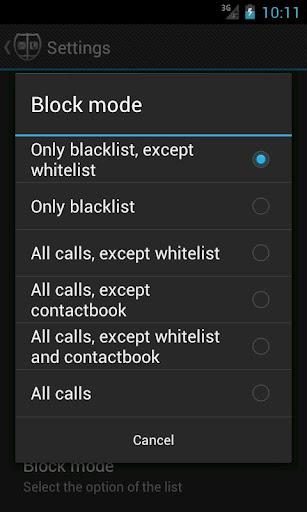 【免費通訊App】Call Blocker PRO-APP點子