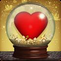 Love Globe icon