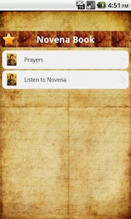 Mother Marys Novena Prayers- screenshot thumbnail