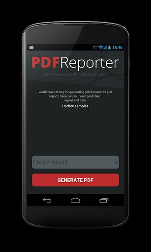 PDFReporter