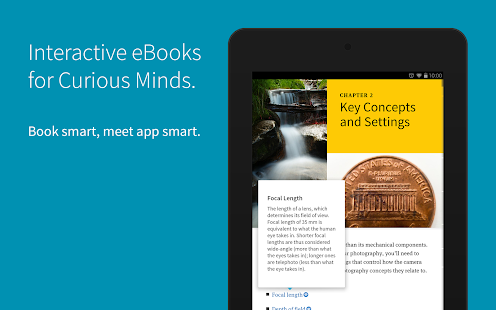 Inkling eBooks- screenshot thumbnail