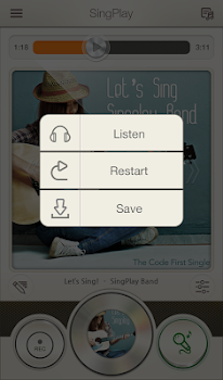 SingPlay: Karaoke your MP3s