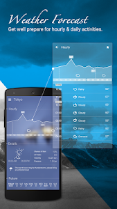GO Weather Forecast & Widgets v4.54