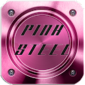 Pink Steel Multi Theme icon