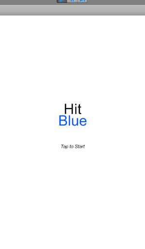 Hit Blue
