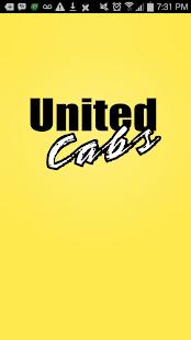 United Cabs - náhled