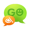 GO SMS Pro Theme Maker plug-in logo