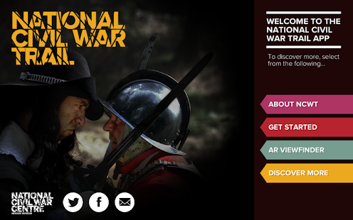 NCWT: National Civil War Trail- screenshot thumbnail