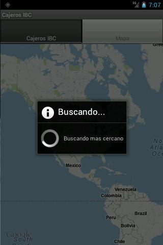 Cajeros ibc android apps on google play for Buscador de cajeros