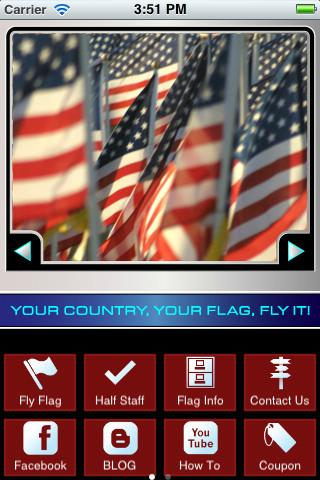 Flag App - screenshot