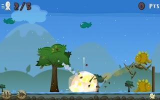 Screenshot of Fruit Rocks Free
