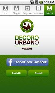 WeDU! Decoro Urbano- screenshot thumbnail