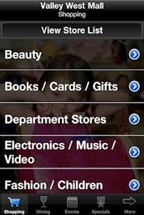 Valley West Mall- screenshot thumbnail