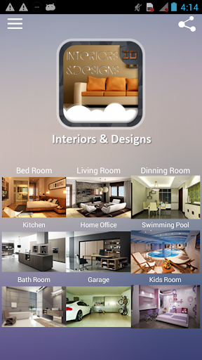 Interiors and Designs