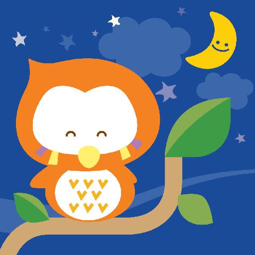 B Kids Bedtime Story LOGO-APP點子