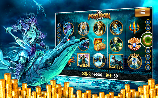 Poseidon Slot Machines Pokies