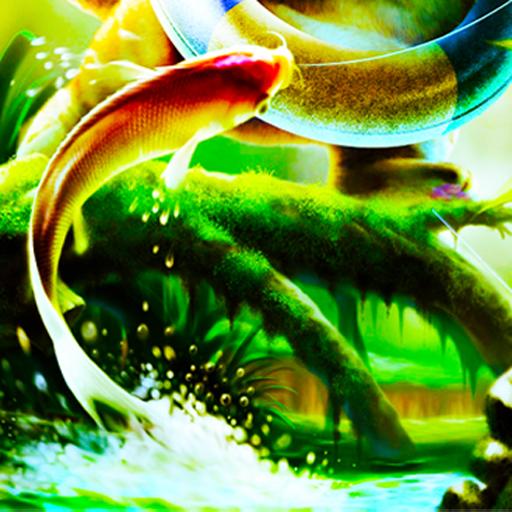 釣魚休閒Livewallpaper 個人化 App LOGO-APP試玩