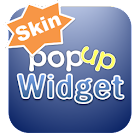 M-OS skin for Popup Widget icon