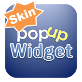 Mac OS skin for Popup Widget