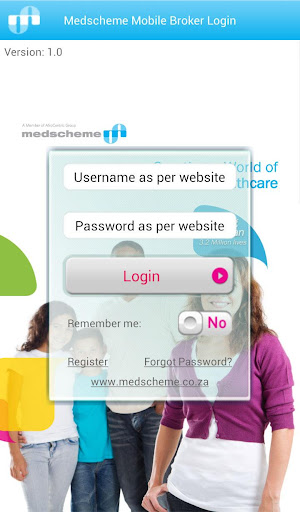 Medscheme Broker Application