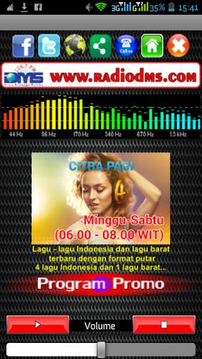 Radio DMS 102 7 Ambon