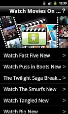 Watch Free Movies On Phone