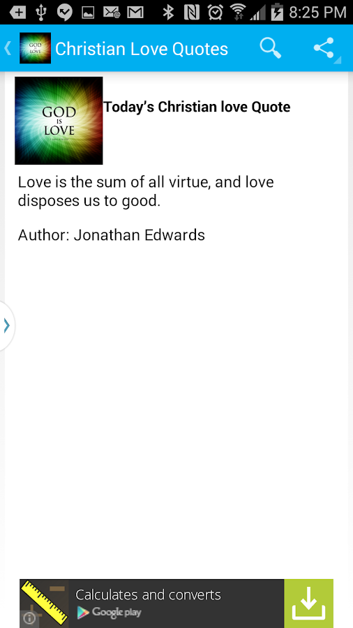 Christian Love Quotes - Daily- screenshot