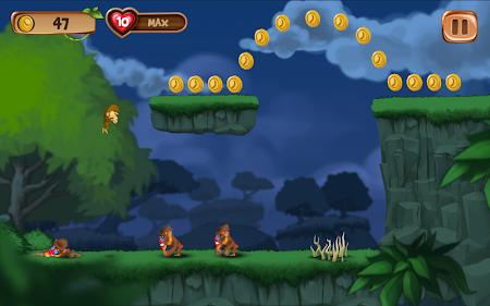 Banana Island –Monkey Kong Run 1.92 screenshot 638923