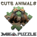 Cute Animals puzzle icon