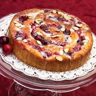 Smucker's® Cherry Swirl Coffee Cake
