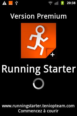 Running Starter Premium
