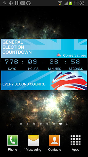 General Election Countdown