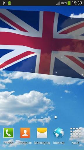 英國國旗動態桌布