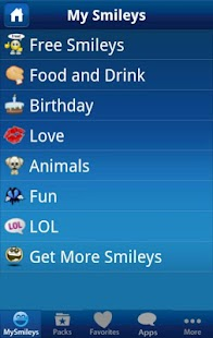 Smiley Central Emojis- screenshot thumbnail