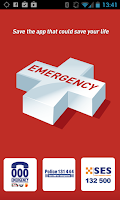 Screenshot of Emergency+