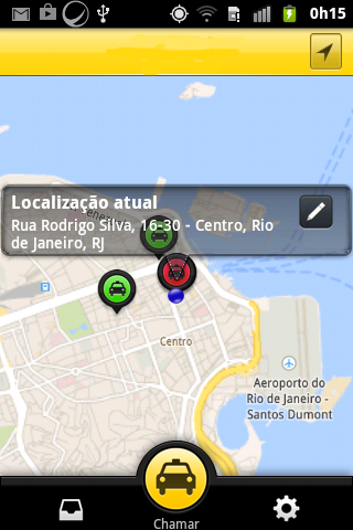 Taxi Macaé 24hs Cliente