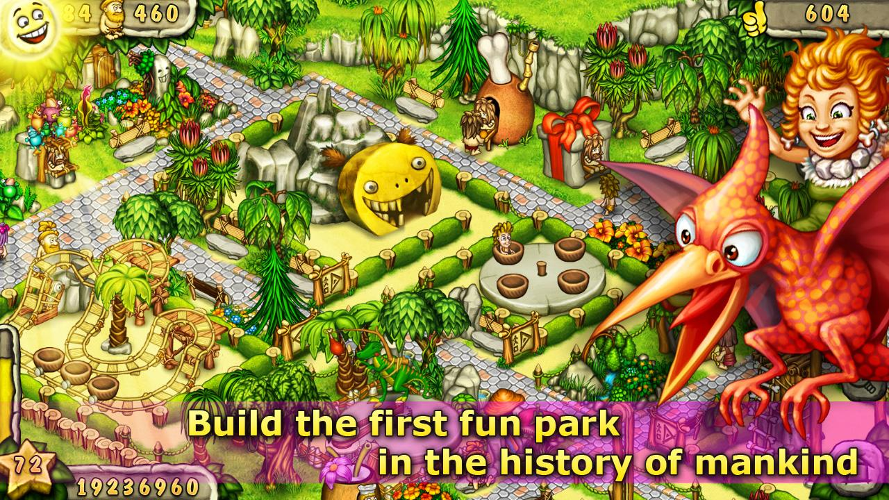 Prehistoric Park Builder screenshot #13
