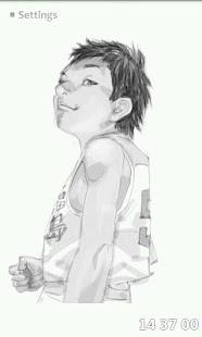 Smile by Inoue Takehiko- screenshot thumbnail