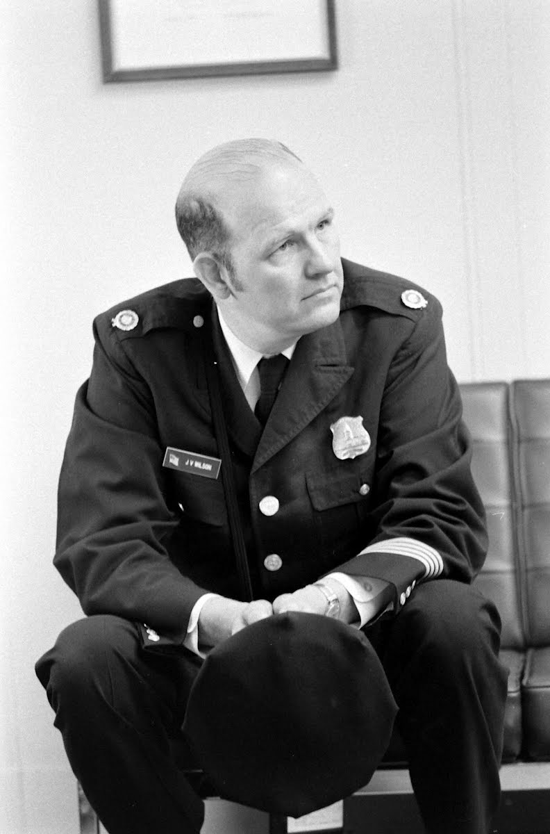 Jerry Wilson, Police Chief