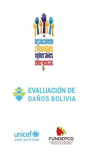 Evaluación de Daños - Bolivia