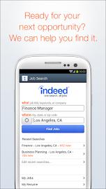Job Search Screenshot 1