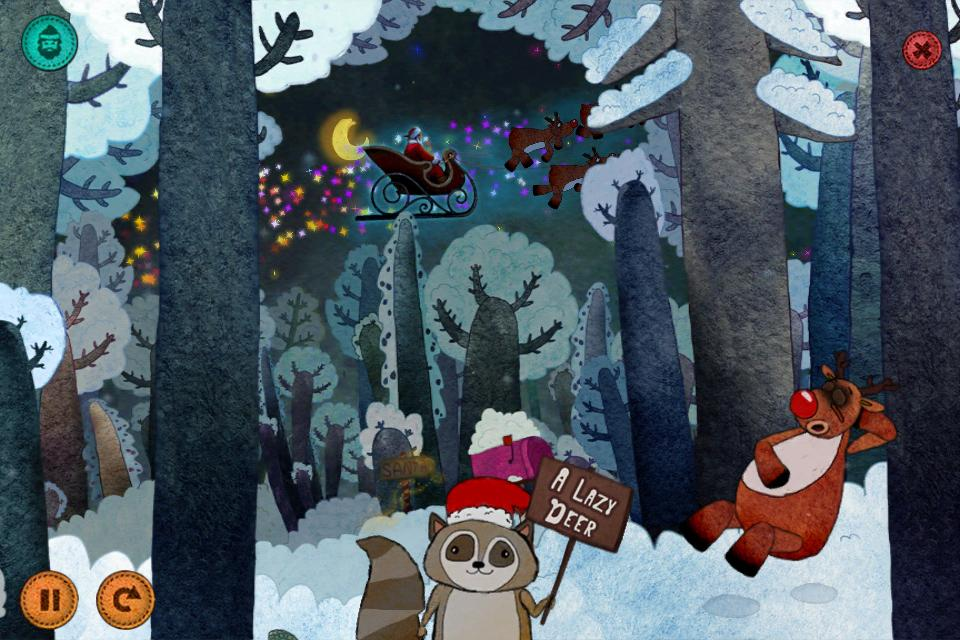 Gifts of Santa- screenshot