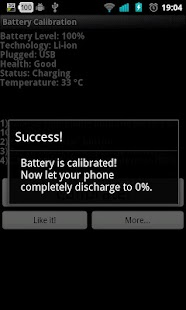 Battery Calibration for Lollipop - Android 5.0