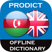 Azerbaijani - English dictiona