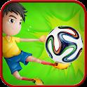 Football Juggling Kick Balls icon