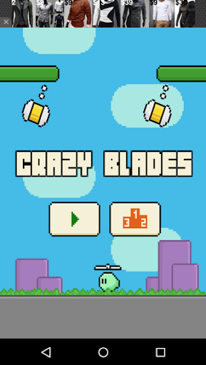Crazy Blades
