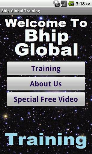 bHIP全球業務培訓